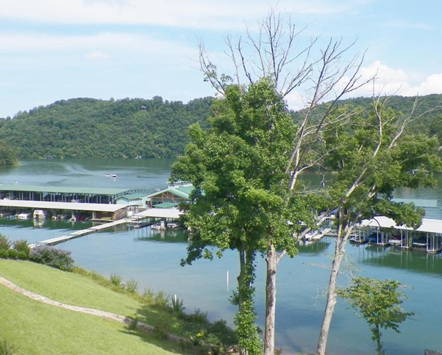 Twin Cove Resort Boat Slips and Marina on Norris Lake